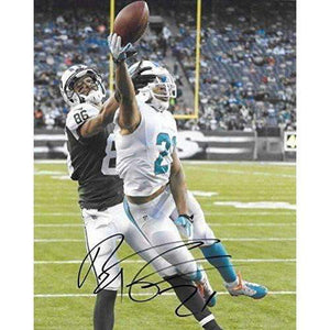 Brent Grimes, Miami Dolphins, signed, autographed, 8x10 photo - COA with proof photo included
