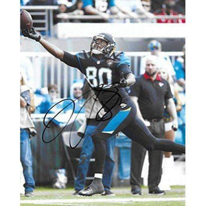 Julius Thomas Jacksonville Jaguars, Signed, Autographed, 8X10 Photo, a COA Will Be Included
