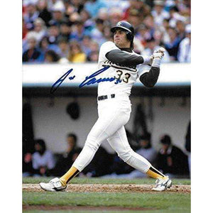Jose Canseco, Oakland A's, Signed, Autographed, 8X10 Photo, a COA With The Proof Photo of Jose Signing Will Be Included...