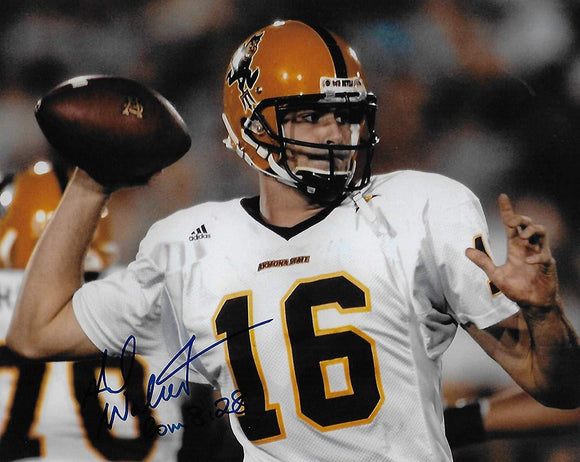 Andrew Walter Arizona State Sun Devils signed autographed, 8x10 Photo, COA will be included