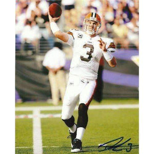 Derek Anderson, Cleveland Browns, Signed, Autographed, 8x10, Photo, the Photo Comes with a Coa