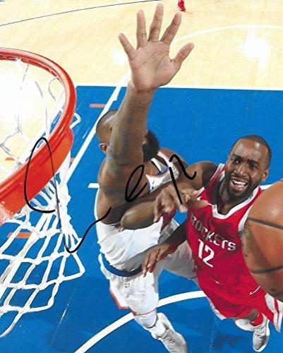 Luc Mbah a Moute, Houston Rockets, Signed, Autographed, 8x10, Photo, a COA with the Proof Photo of Luc Signing Will Be Included