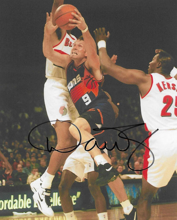 Dan Majerle Phoenix Suns signed, autographed Basketball 8x10 photo, proof COA,