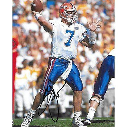 Jesse Palmer, Florida Gators, Signed, Autographed 8x10 Photo, A COA With A Proof Photo of Jesse Signing Will Be Included.