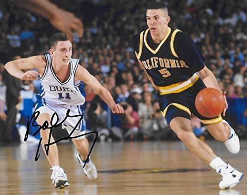 Bobby Hurley Duke Blue Devils signed, autographed, Basketball 8x10 photo + proof COA.