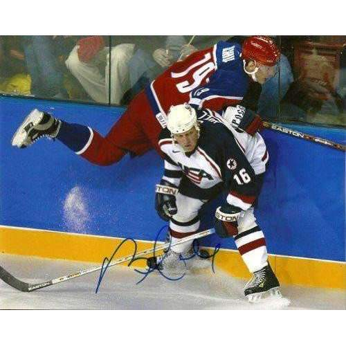 Brett Hull , Red Wings, Dallas Stars, USA hockey, signed, autographed, 8x10 photo - COA with proof
