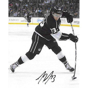 Tyler Toffoli, LA Kings, Los Angeles, Signed, Autographed, 8X10 Photo, A COA with the Proof Photo of Tyler Signing Will Be Included.
