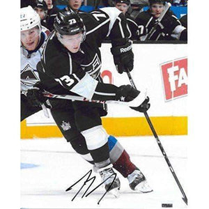 Tyler Toffoli, LA Kings, Los Angeles, Signed, Autographed, 8X10 Photo, A COA with the Proof Photo of Tyler Signing Will Be Included..
