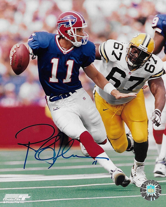 Rob Johnson Buffalo Bills signed autographed, 8x10 Photo, COA will be included.