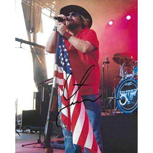 Colt Ford, Country Music Star, Signed, Autographed, 8X10 Photo,