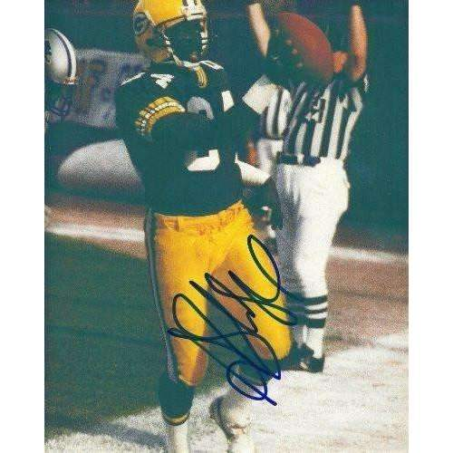 Sterling Sharpe, Green Bay Packers, Signed, Autographed, 8x10, Photo ,Coa with Proof