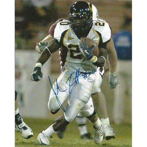 Justin Forsett, Cal, California Bears, Seattle Seahawks, Signed, Autographed, 8x10, Photo, Coa