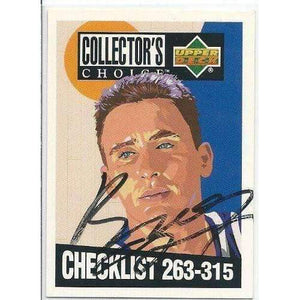 1994, Bobby Hurley, Sacramento Kings, Signed, Autographed, Upper Deck Basketball Card, Card # 418,