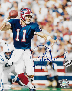 Rob Johnson Buffalo Bills signed autographed, 8x10 Photo, COA will be included