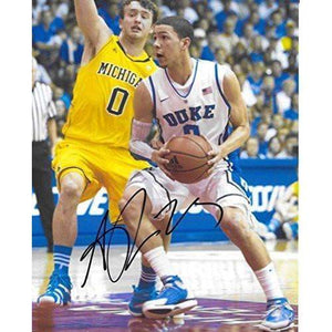 Austin Rivers, Duke Blue Devils, signed, autographed, 8x10 photo - COA and proof photo included.