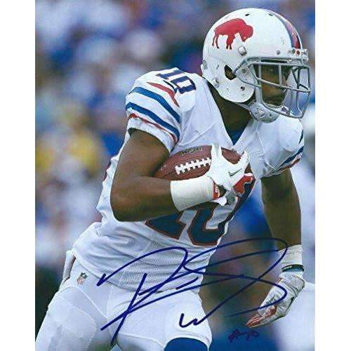 Robert Woods, Buffalo Bills, Signed, Autographed, 8x10 Photo, a Coa with the Proof Photo of Robert Signing Will Be Included