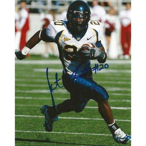 Justin Forsett, Cal, California Bears, Seattle Seahawks, Signed, Autographed, 8x10 Photo, Coa