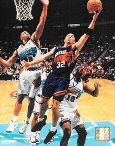 Jason Kidd Phoenix Suns signed autographed Basketball 8x10 photo.proof COA