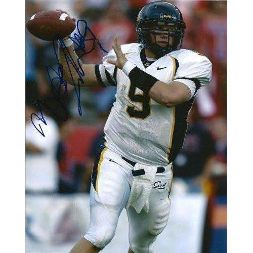 NATE LONGSHORE,CAL,CALIFORNIA BEARS,SIGNED,AUTOGRAPHED,8X10,PHOTO,COA