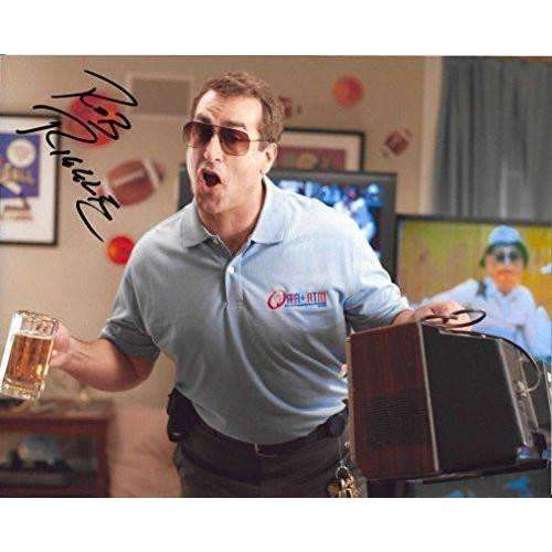 Rob Riggle, Actor, Movie Star, Signed, Autographed, 8X10 Photo, a COA With The Proof Photo Will Be Included.
