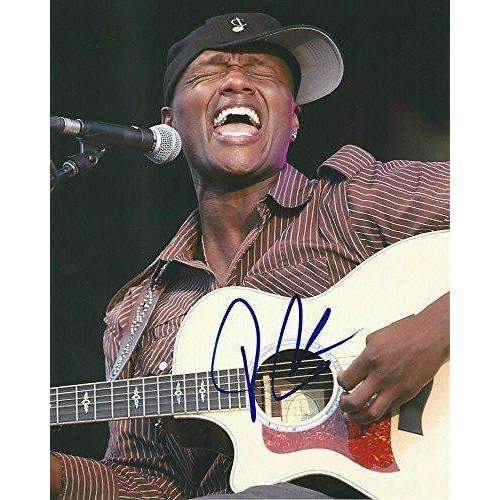 Javier Colon, American Singer and Songwriter, Signed, Autographed, 8x10 Photo, a Coa with the Proof Photo of Javier Signing Will Be Included. Star