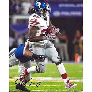 Paul Perkins, New York Giants, UCLA, signed, Autographed, 8X10 Photo, a COA with the Proof Photo of Paul Signing Will Be Included..