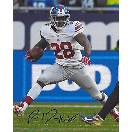 Paul Perkins, New York Giants, UCLA, signed, Autographed, 8X10 Photo, a COA with the Proof Photo of Paul Signing Will Be Included