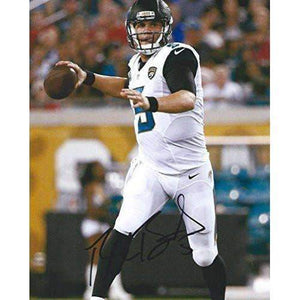 Blake Bortles Jacksonville Jaguars, Central Florida, signed, autographed, 8x10 photo -COA with proof