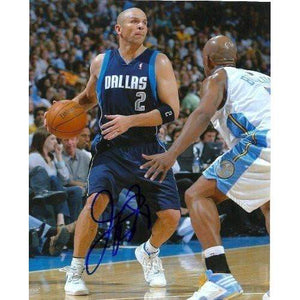 Jason Kidd, Cal Bears, Dallas Mavericks, Usa Team, NBA, Champs, Signed Autographed 8x10, Photo, Coa