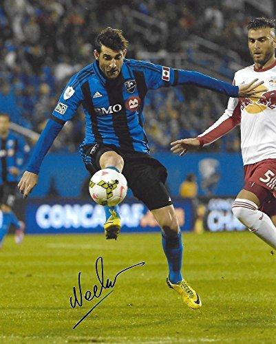 Ignacio Piatti, Montreal Impact, Argentine, Signed, Autographed, 8x10 Photo, a Coa with the Proof Photo of Ignacio Signing the Ball Will Be Included..
