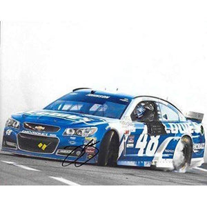 Jimmie Johnson, Nascar, No. 48, Lowe's Chevrolet for Hendrick Motorsports, Signed, Autographed, 8x10 Photo, a COA with the Proof Photo of Jimmie Signing Will Be Included,.