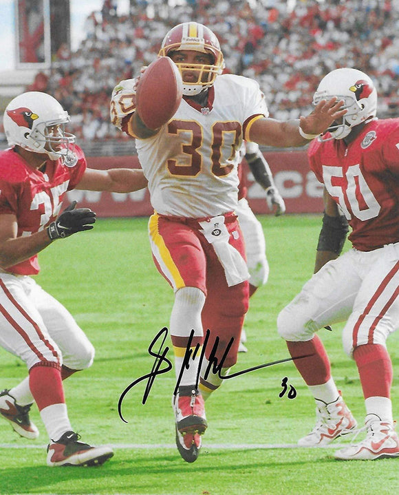Brian Mitchell Washington Redskins signed, autographed, 8x10 photo. proof COA