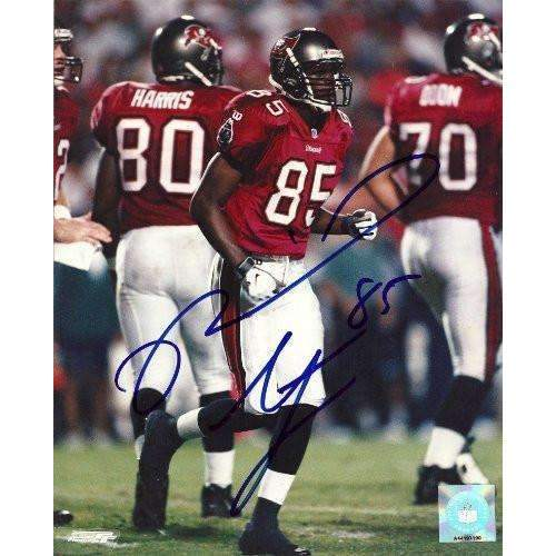 Reidel Anthony, Tampa Bay Buccaneers, Bucs, Flordia Gators, Signed, Autographed,8x10 Photo, Coa, Rare Hard Photo to Find