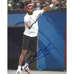James Blake, Tennis Player, Signed, Autographed, 8x10 Photo, a Coa and Proof Photo of James Signing Will Be Included.
