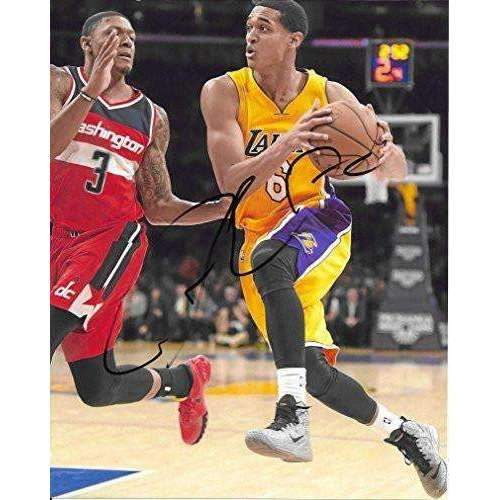 Jordan Clarkson, Los Angeles Lakers, LA Lakers, Signed, Autographed, 8x10 Photo, a Coa with the Proof Photo of Jordan Signing Will Be Included