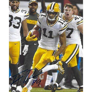 Trevor Davis Green Bay Packers, Signed, Autographed, 8X10 Photo, a COA with the Proof Photos of Trevor Signing Will Be Included-