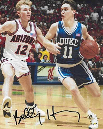 Bobby Hurley, Duke Blue Devils, signed, autographed, Basketball 8X10 Photo, COA and the proof photo of the Bobby signing will be included.