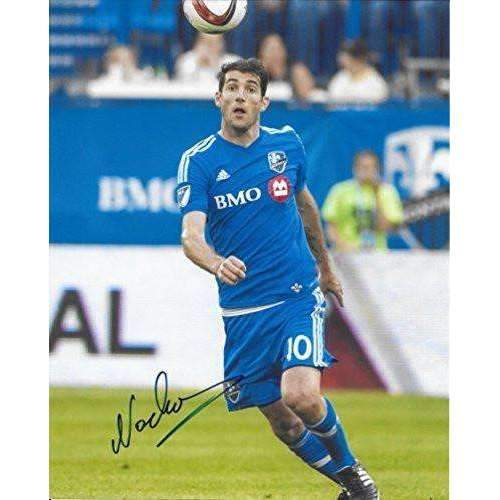 Ignacio Piatti, Montreal Impact, Argentine, Signed, Autographed, 8x10 Photo, a Coa with the Proof Photo of Ignacio Signing the Ball Will Be Included.
