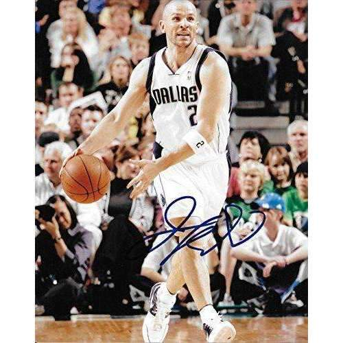 Jason Kidd, Dallas Mavericks, Cal Bears, Signed, Autographed, 8x10 Photo, A COA With The Proof Photo Will Be Included.
