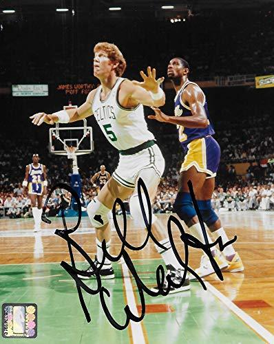 Bill Walton Boston Celtics signed, autographed Basketball 8x10 photo, proof COA
