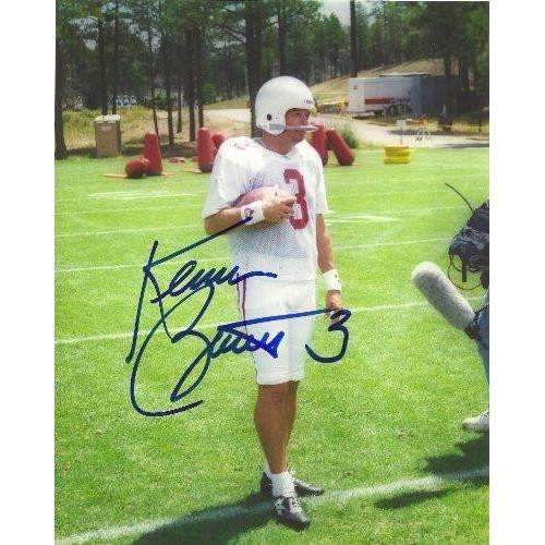 Kevin Butler, Arizona Cardinals, Signed, Autographed, 8x10 Photo, Coa, Rare Hard Photo to Find