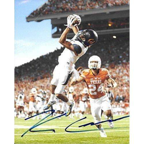Kenny Lawler, Cal Bears, California Golden Bears, Signed, Autographed, 8x10 Photo, a COA Will Be Included.