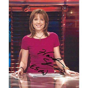 Hannah Storm, Espn, Signed, Autographed, 8x10 Photo, A COA With The Proof Photo Of Hannah Signing Will Be Included. star