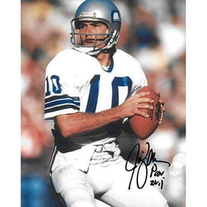 Jim Zorn, Seattle Seahawks, Signed, Autographed, 8X10 Photo, a COA with the Proof Photo of Jim Signing Will Be Included.