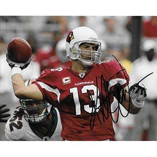 Kurt Warner, Arizona Cardinals, Signed, Autographed, 8X10 Photo, a Coa with the Proof Photo of Kurt Signing Will Be Included..