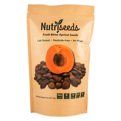 Fresh Bitter Apricot Seeds 32oz