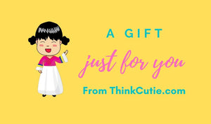 ThinkCutie.com Gift Card