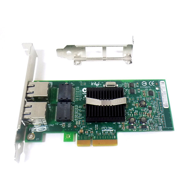INTEL EXPI9402PT EXPI9402PTBLK PRO/1000 Gigabit 10bt/100btx/1000bt PT Dual  Port Server Network Adapter