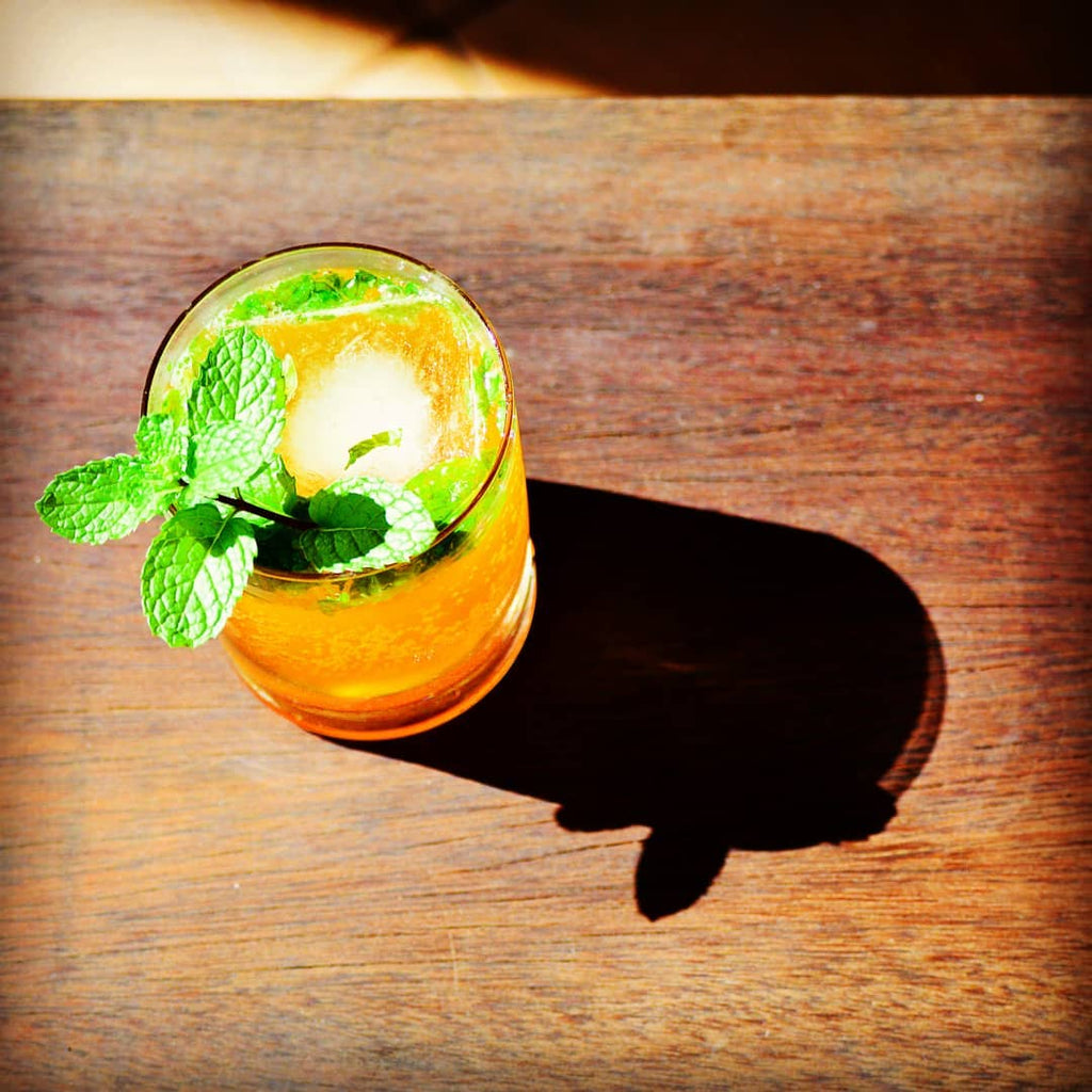 Palm Sugar Mint Julep