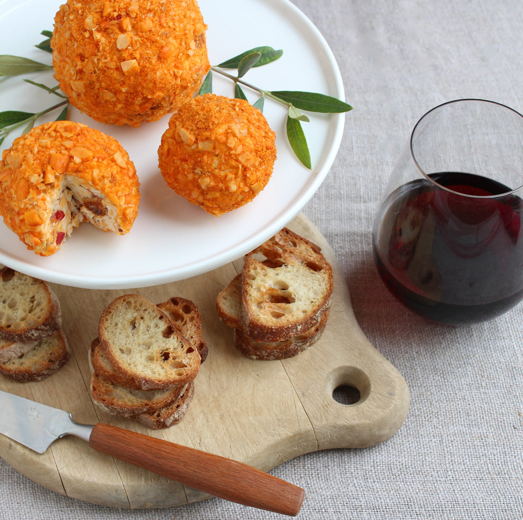 Bacon & Cheddar Cheese Balls